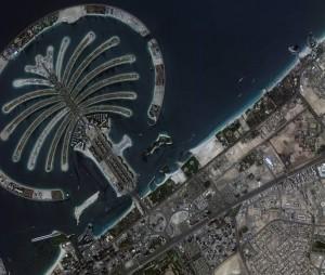 KOMPSAT 3 A - Dubai